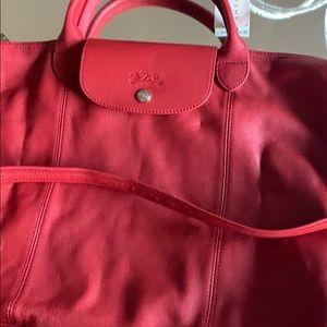 Longchamp Paris Shoulder Bag